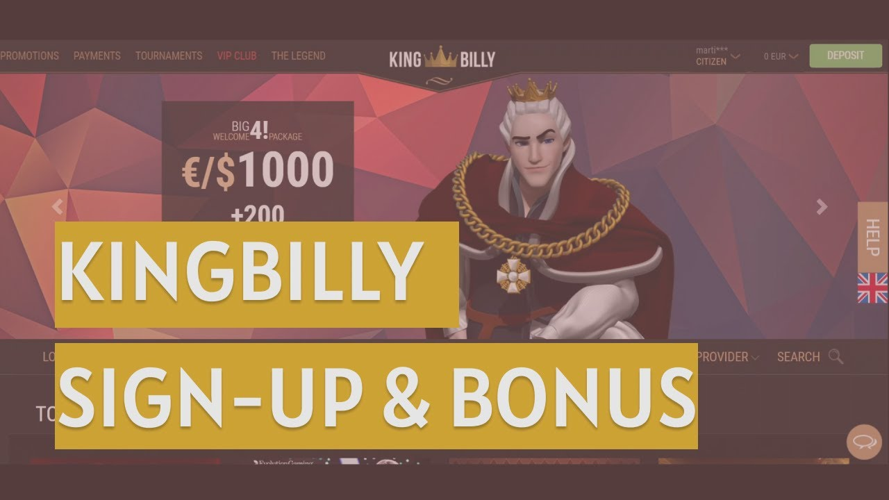 Betting online odds King 61496