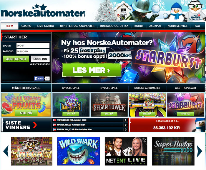 Norske automater free 39848
