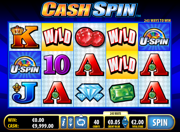 Cash Drop Spin and 82529