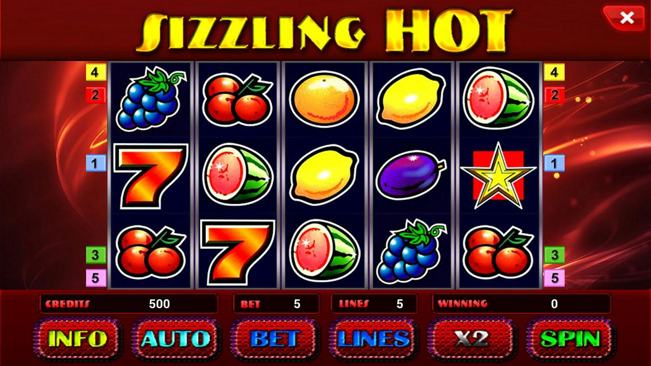 Free spins Fruits minuter