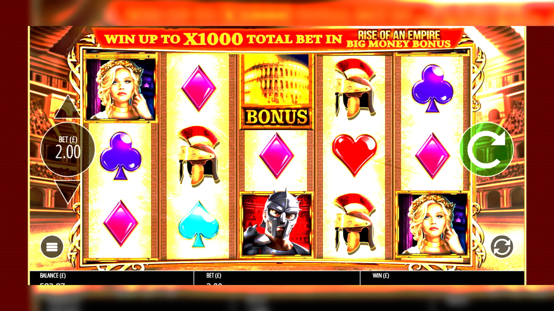 Free spins stor colts