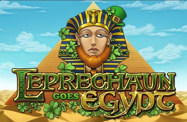 Leprechaun goes Egypt exklusiv