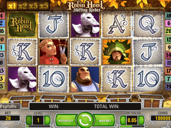 Party med freespins Mucho funktionen